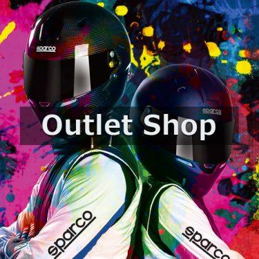 SPARCO Outlet Shop OPEN !!