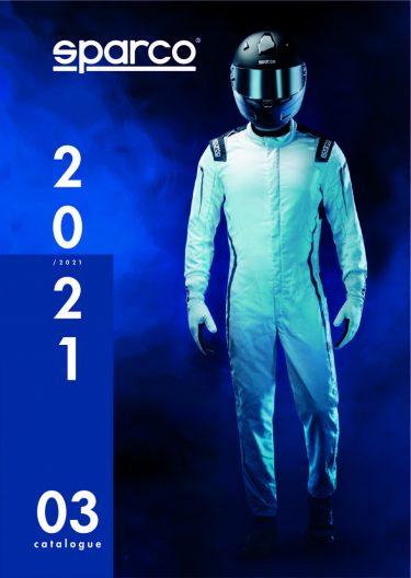 SPARCO 2021年カタログ